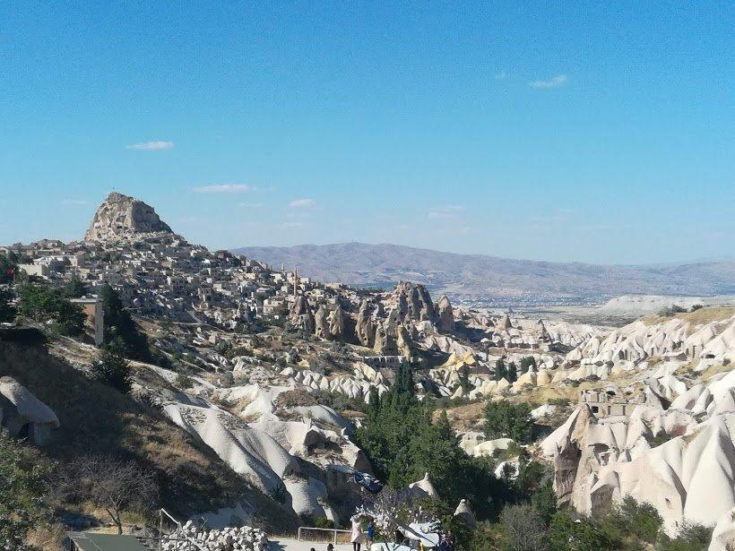 4 giorni in cappadocia