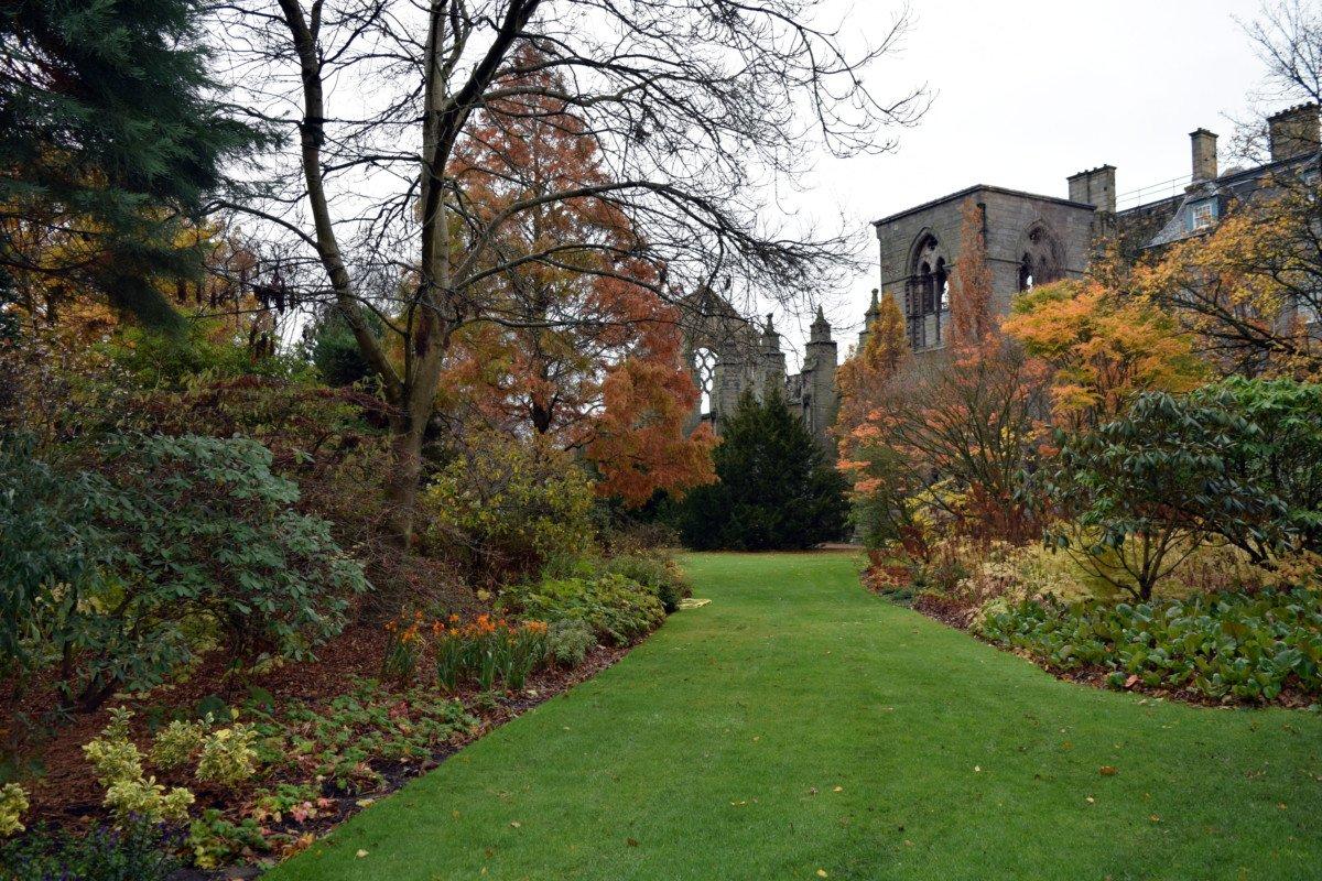giardini di Holyrood Palace