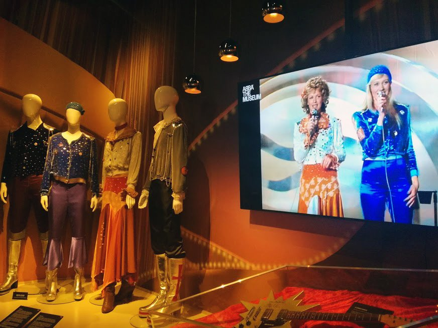 abba museum di stoccolma