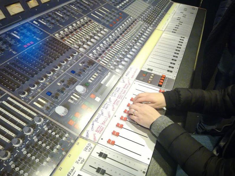 queen studio experience montreux