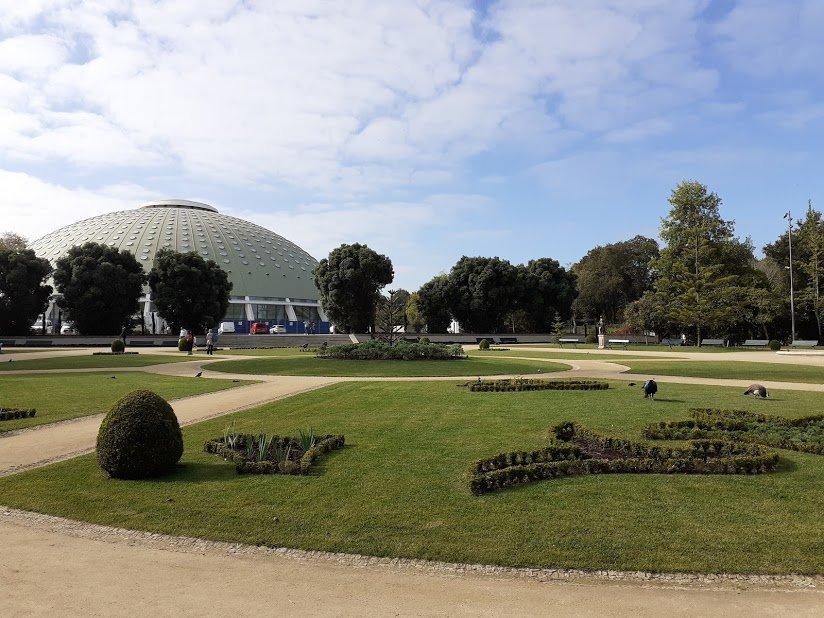 jardin do palacio do cristal
