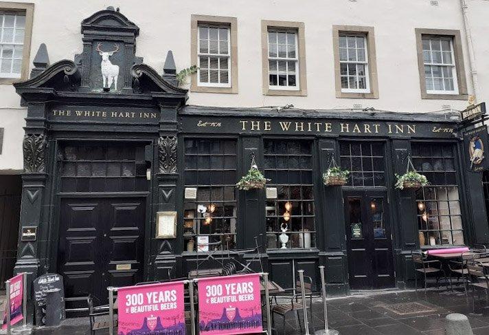 The White Hart Inn Pub Edimburgo