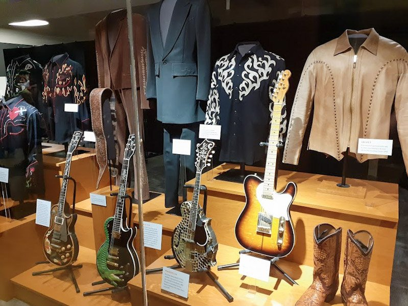 nashville country hall of fame