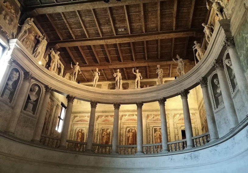 teatro all'antica sabbioneta