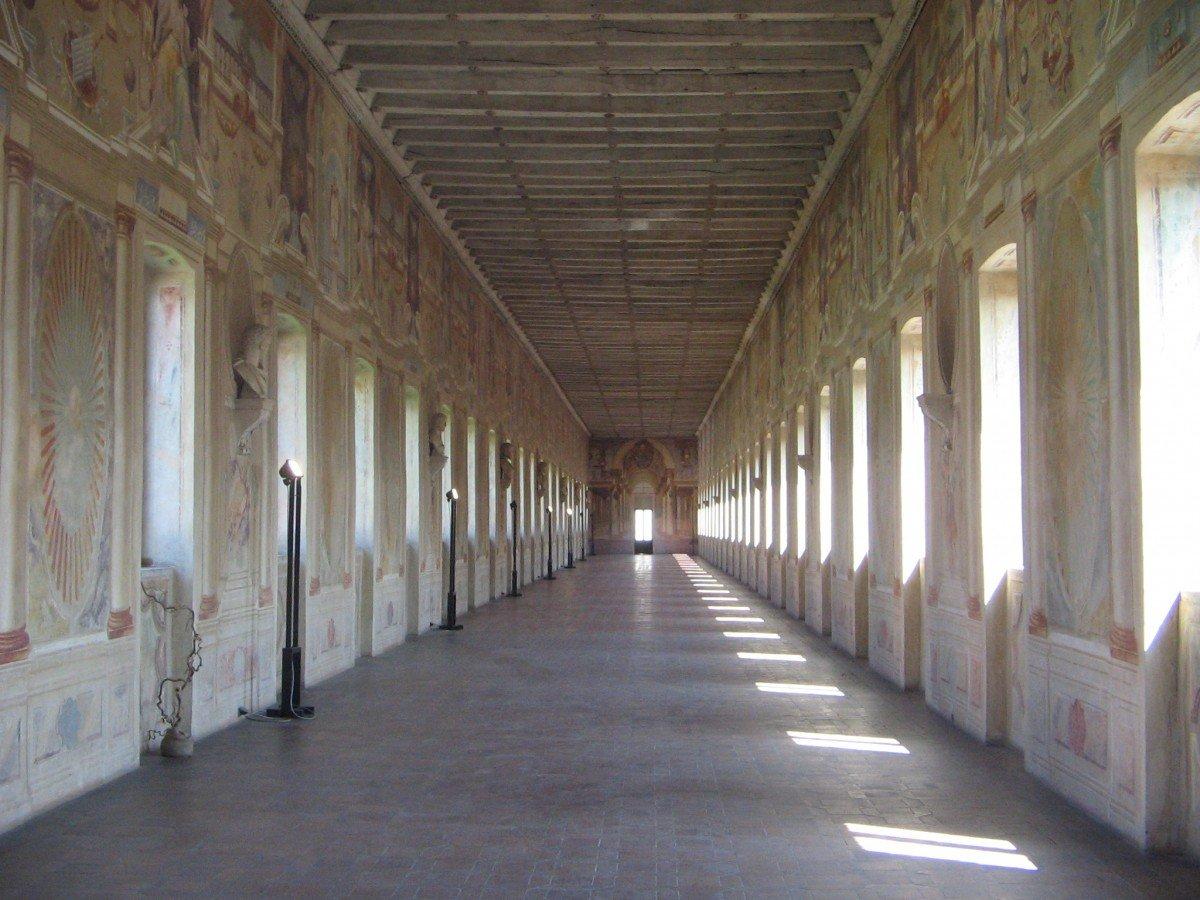 galleria degli antichi sabbioneta
