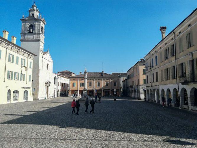 piazza ducale sabbioneta