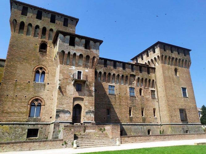Castello San Giorgio Mantova
